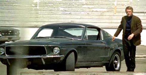 1968 Ford Mustang 390 GT