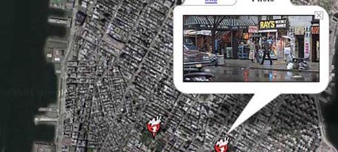 The Ultimate Interactive Google Maps Guide to Ghostbusters