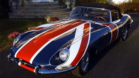 1961 Jaguar E-Type Series I