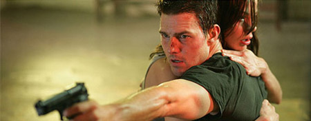 Tom Cruise i Mission Impossible III