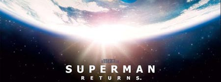 Svensk poster till Superman Returns
