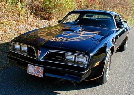 1977 Pontiac Trans Am Special Edition