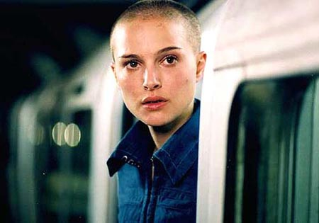 V for Vendetta - Natalie Portman