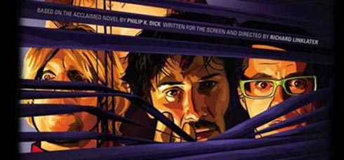 A Scanner Darkly - affisch