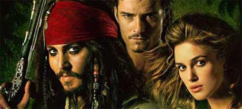 Pirates of the Caribbean 2: Dead Mans Chest - Poster