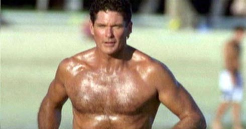 David Hasselhoff - This one is for the ladies!