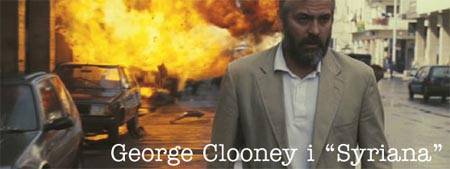 George Clooney i Syriana - Copyright Warner Bros.