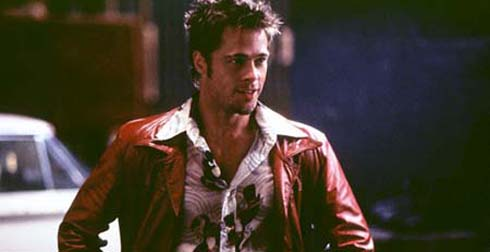 Brad Pitt (Fight Club,)