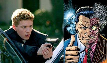 Ryan Phillippe (crash) & Two-Face