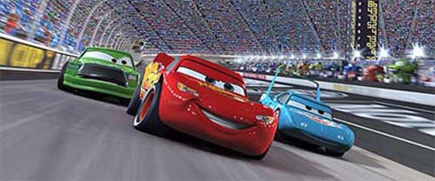 Cars - Pixar/Disney