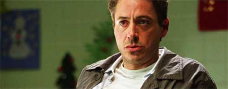 Robert Downey Jr i Kiss Kiss Bang Bang