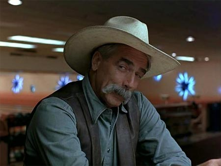 Sam Elliott  - The dude abides