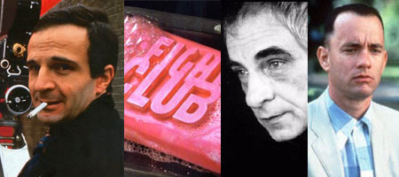 Truffaut, Fight Club, Kieslowski, Forrest Gump.