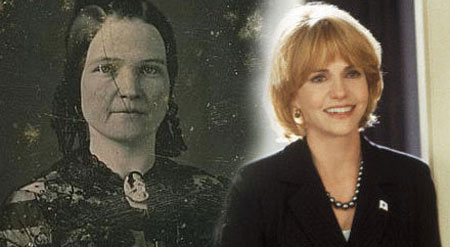 Sally Field som Mary Todd Lincoln - Bild fr?¥n SlashFilm