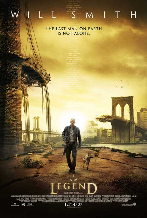 I am Legend hel poster 490px