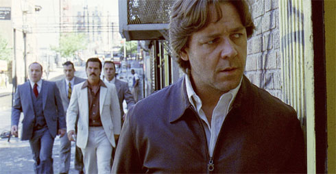 Russell Crowe i American Gangster