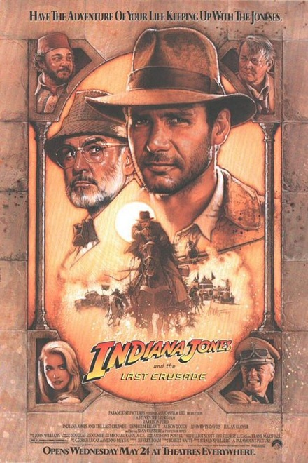 Indy 3 Poster