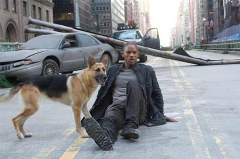 Will Smith i I Am Legend
