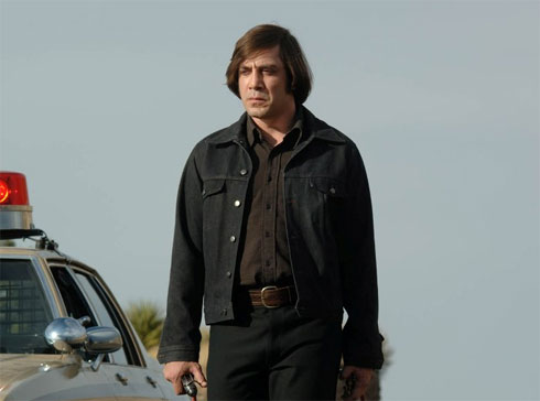 Javier Bardem i No Country For Old Men