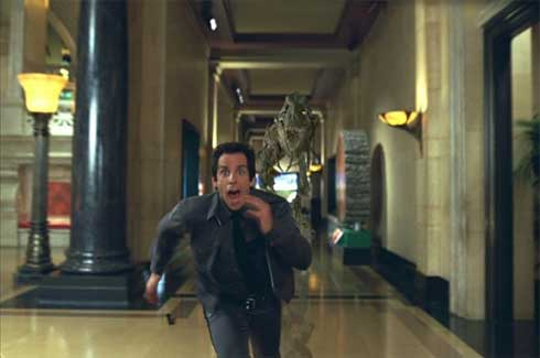 Night at the museum - Ben Stiller