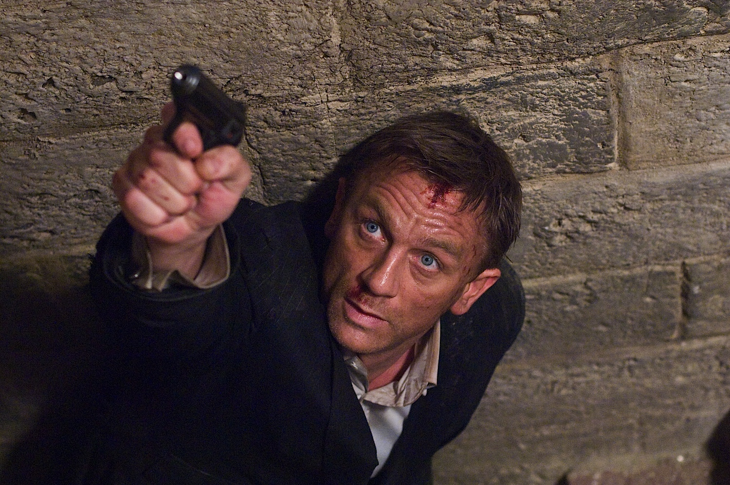 James Bond  - Quantum of Solace 2008