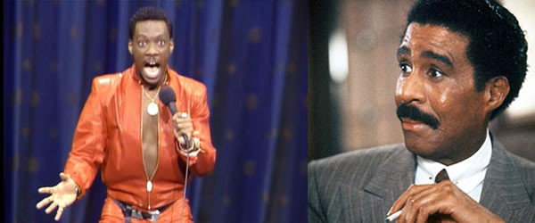 Eddie Murphy i Raw och Richard Pryor