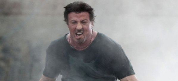 Sylvester Stallone i The Expendables